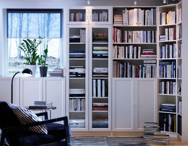 ikea billy boekenkast voor de huiskamer ikea meubels. Black Bedroom Furniture Sets. Home Design Ideas